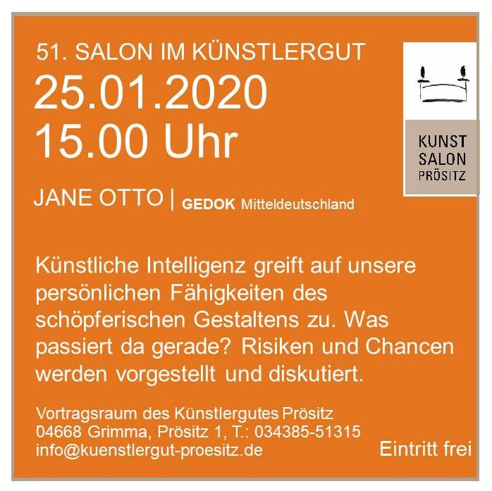 51. Salon im Künstlergut @ Künstlergut Prösitz